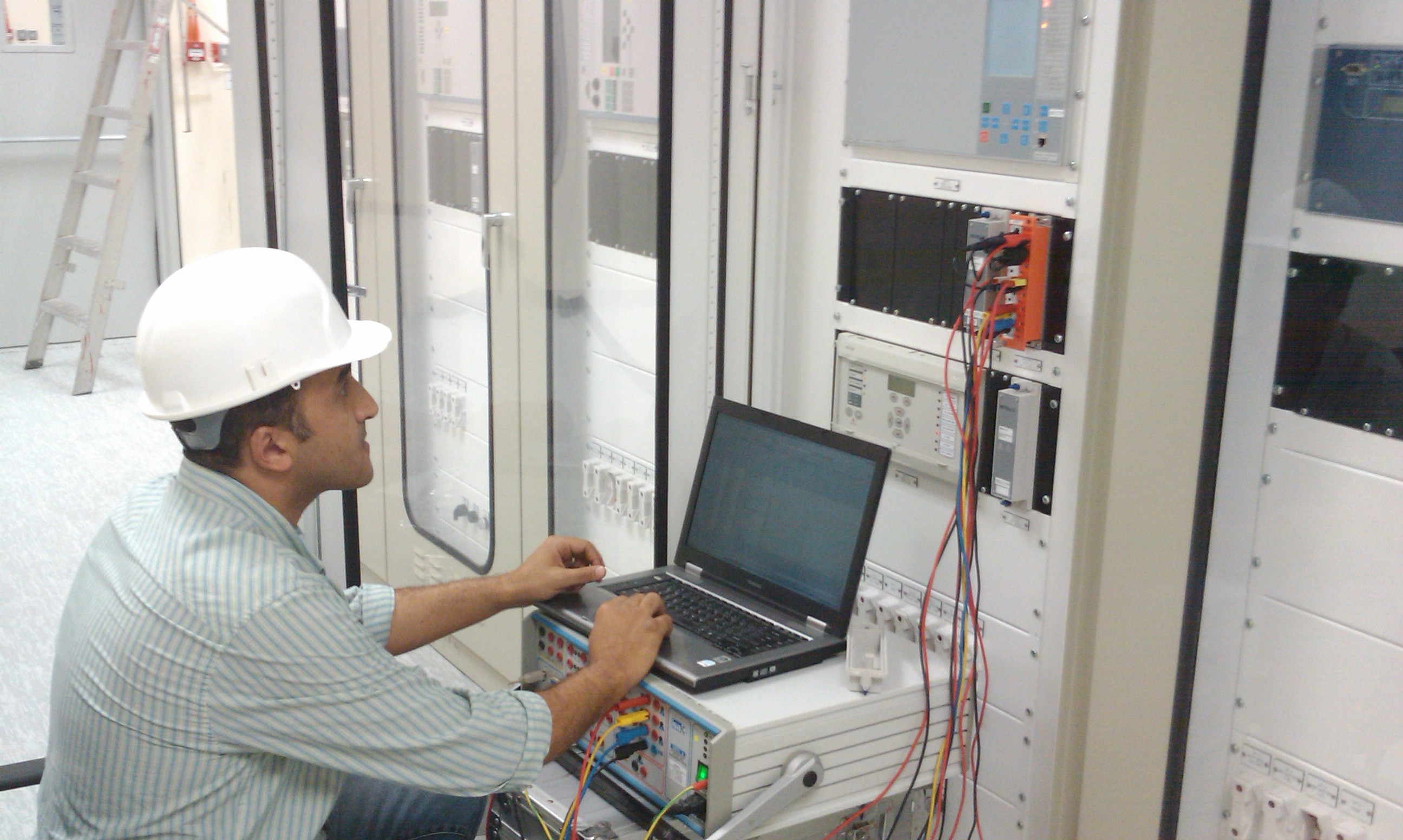Testing, Commissioning and Start up
